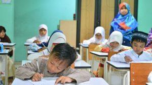 유치원 학생