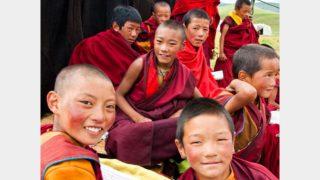 '티베트 승려의 아동 교육 금지'