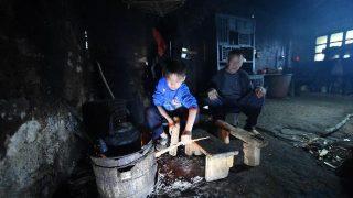 중국의 '빈곤 구제' 촌극