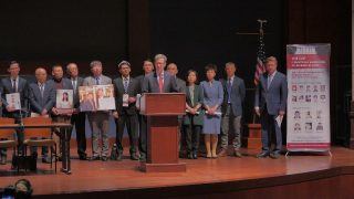 신규 연맹, 중국에 종교를 존중하라고 촉구해