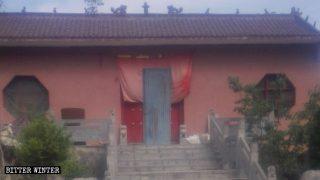 봉해지는 신상들: 지속적인 박해에 시달리는 도교 사원들