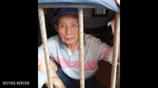 중국 정부와 20년째 미지급 연금 문제로 싸우는 노인