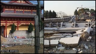 불교도들, 우한(武漢)의 국제 스포츠 행사에 앞서 탄압당해
