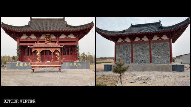 '정치적으로 올바른' 불교 사찰까지 박해하는 중국