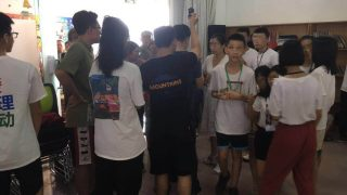 중국 전역에서 미성년자에 대한 종교 활동 금지 조치가 강화돼