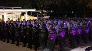 산둥(山東)성에서 1,000명이 넘는 전능신교 신자들이 잡혀