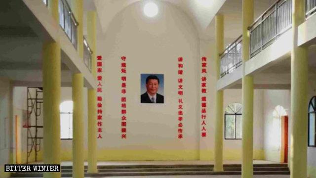 시진핑은 어떻게 신이 되었는가