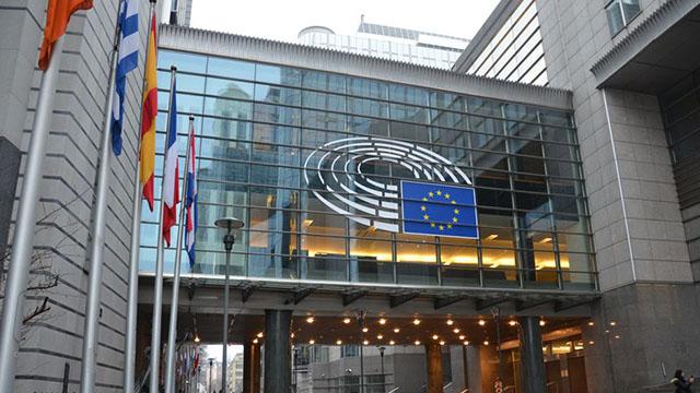 브뤼셀 유럽의회 건물