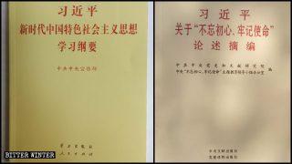 시진핑의 새로운 '작은 빨간 책'