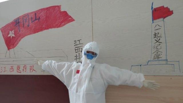 중국, 코로나바이러스 퇴치에 마르크시즘과 마오이즘 동원