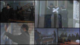 '비애국적인' 성당, 중국 전역에서 폐쇄당해