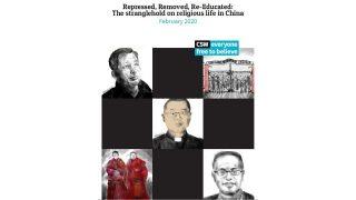 세계기독교연대: 코로나보다 더 지독한 중국의 종교 박해 바이러스