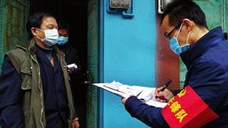 중국의 450만 블록 관리자가 주민들을 감시하는 방법