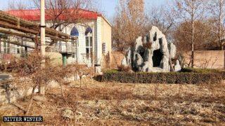 종교 자선 단체가 금지되면서 교회 운영 고아원들이 폐쇄되다