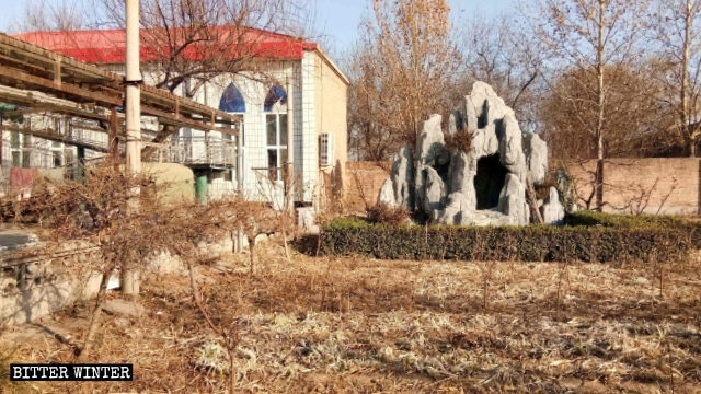 창저우(滄州)시 소재 장애 아동을 위한 고아원의 모습