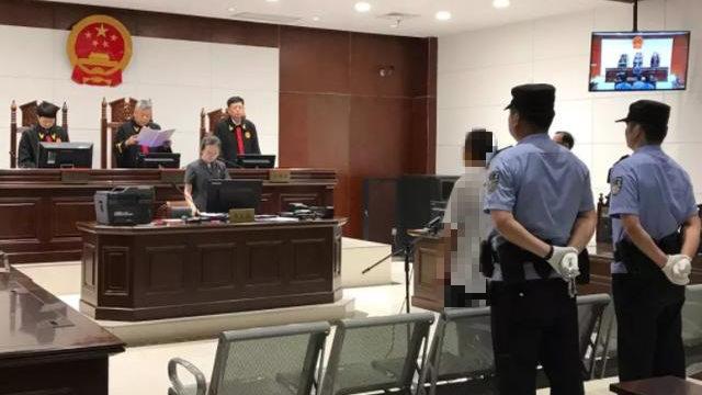 안후이성 쑤저우시의 한 법원