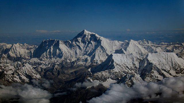 세계에서 가장 높은 5G 기지국이 설치된 에베레스트산