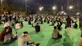 아직 천안문 정신이 살아 있는 홍콩