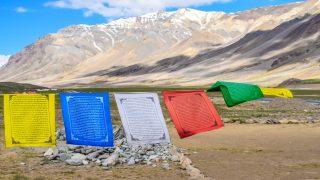 중국 공산당, 티베트 기도 깃발에 대한 탄압 시작