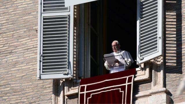 프란치스코(Francis) 교황