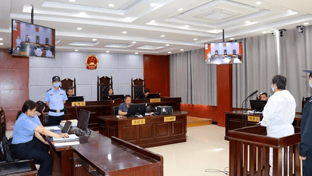 6월 17일, 북서부 간쑤(甘肅)성 둔황(敦煌)시의 인민법원은 전능신교 신자에 대한 공개 재판을 열었다