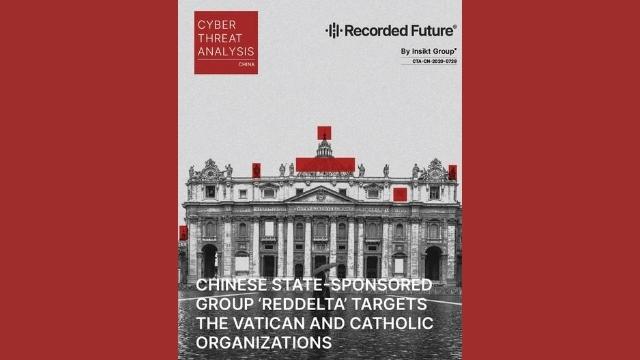 세계 최대 국제 사이버보안 업체 중 하나인 '리코디드 퓨처'(Recorded Future)