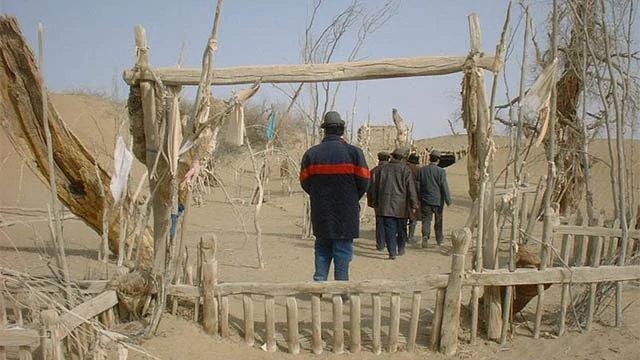 파괴되기 전 이맘 제피리 사디크(Je'firi Sadiq) 마자르의 모습